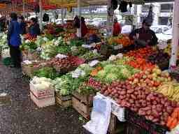Valdivia, Mercado Fluvial